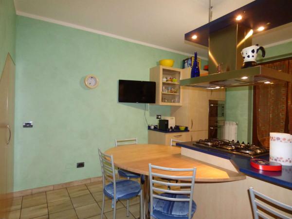Appartamento in vendita a Borgaro Torinese, Con giardino, 125 mq - Foto 13