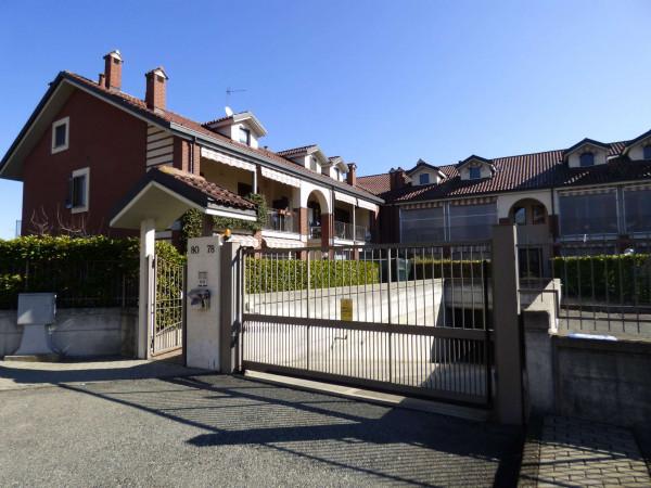 Appartamento in vendita a Borgaro Torinese, Con giardino, 125 mq - Foto 17