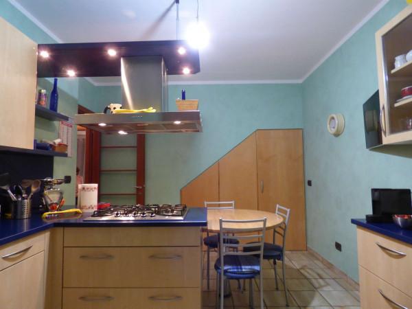 Appartamento in vendita a Borgaro Torinese, Con giardino, 125 mq - Foto 12