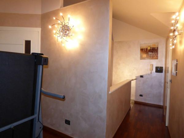 Appartamento in vendita a Borgaro Torinese, Con giardino, 125 mq - Foto 6