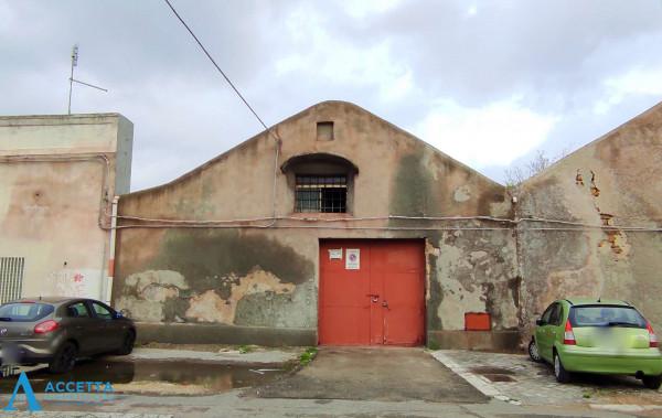 Capannone in vendita a Taranto, Porta Napoli, 219 mq - Foto 7
