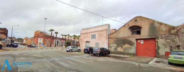 Capannone in vendita a Taranto, Porta Napoli, 219 mq - Foto 10