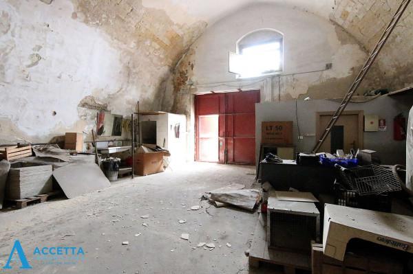 Capannone in vendita a Taranto, Porta Napoli, 219 mq - Foto 3
