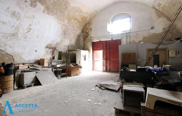 Capannone in vendita a Taranto, Porta Napoli, 219 mq - Foto 5