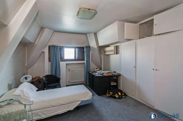 Appartamento in vendita a Milano, San Siro, Con giardino, 250 mq - Foto 19