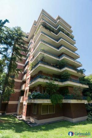 Appartamento in vendita a Milano, San Siro, Con giardino, 250 mq - Foto 15