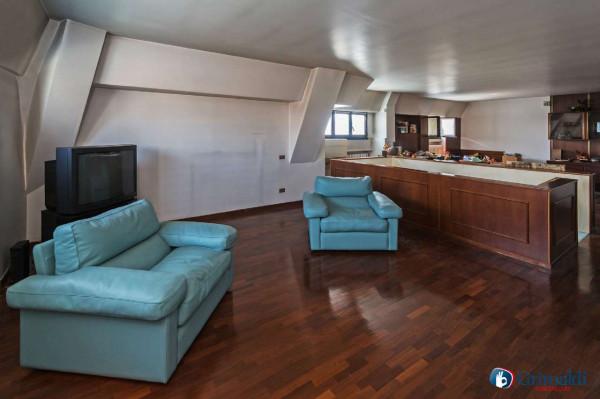 Appartamento in vendita a Milano, San Siro, Con giardino, 250 mq - Foto 5