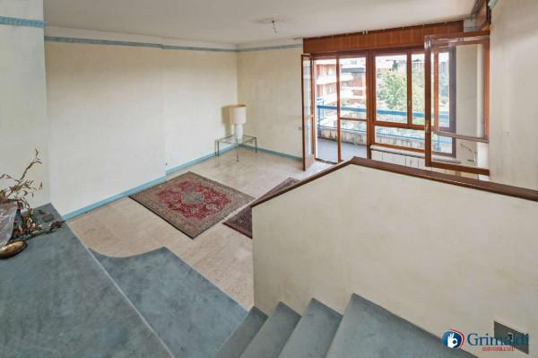 Appartamento in vendita a Milano, San Siro, Con giardino, 250 mq - Foto 23