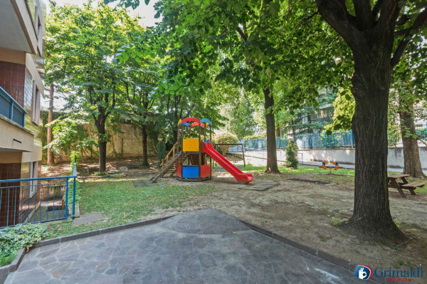Appartamento in vendita a Milano, San Siro, Con giardino, 250 mq - Foto 33