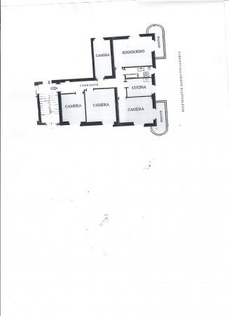 Appartamento in vendita a Roma, Con giardino, 95 mq - Foto 2