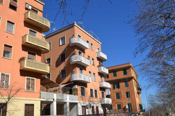 Appartamento in vendita a Roma, Con giardino, 95 mq - Foto 3