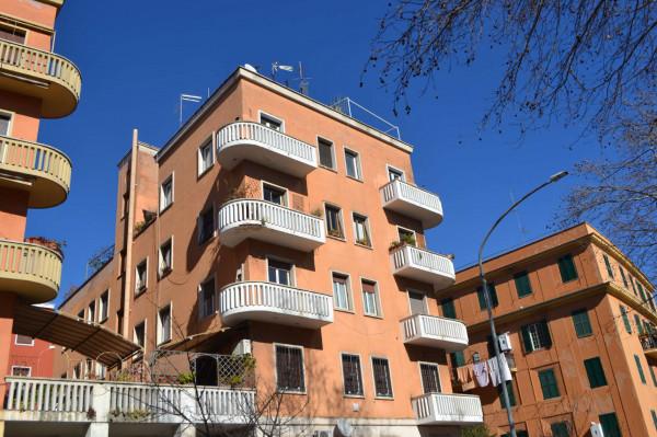 Appartamento in vendita a Roma, Con giardino, 95 mq - Foto 19