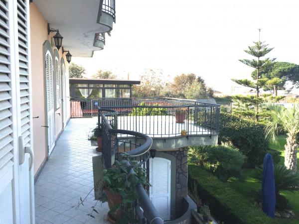 Appartamento in affitto a Sant'Anastasia, Centrale, Con giardino, 190 mq - Foto 7