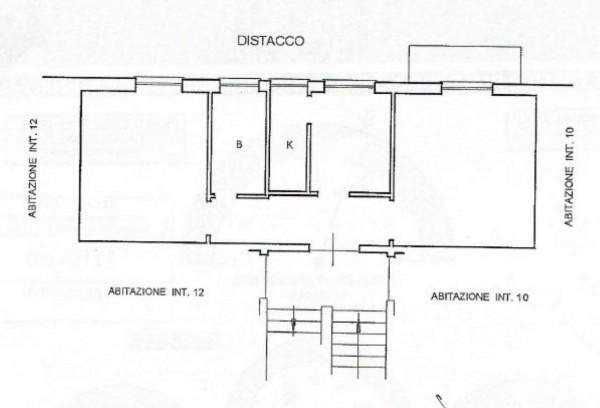Appartamento in vendita a Roma, Monteverde, 70 mq - Foto 2