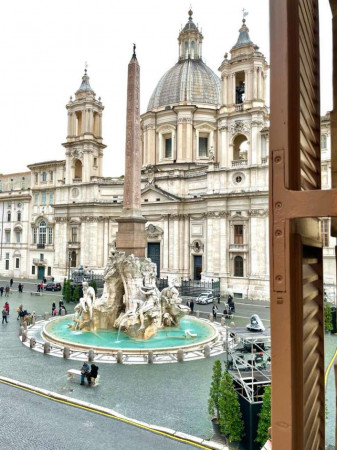 Immobile in affitto a Roma, Piazza Navona, Arredato, 200 mq