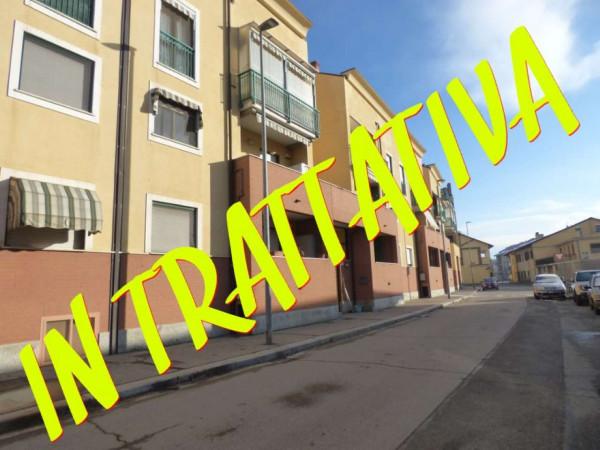 Appartamento in vendita a Torino, Villaretto Di Torino, Con giardino, 94 mq