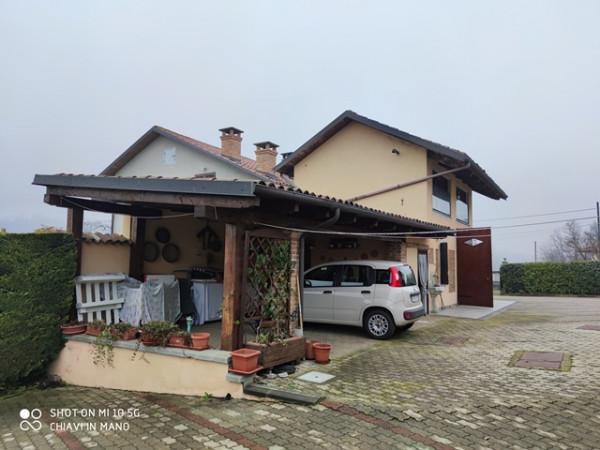 Casa indipendente in vendita a Asti, Serravalle, Con giardino, 250 mq - Foto 9