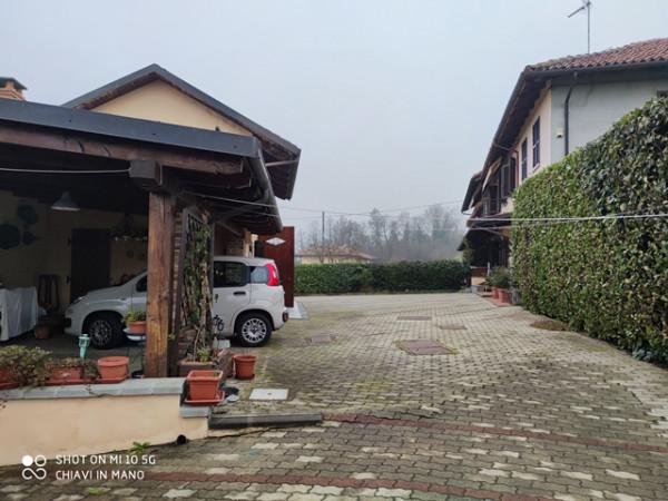 Casa indipendente in vendita a Asti, Serravalle, Con giardino, 250 mq - Foto 6