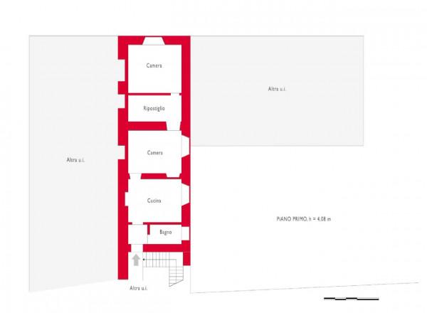 Appartamento in affitto a Erba, Centro, Con giardino, 60 mq - Foto 4