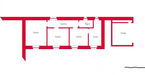 Appartamento in affitto a Erba, Centro, Con giardino, 60 mq - Foto 3