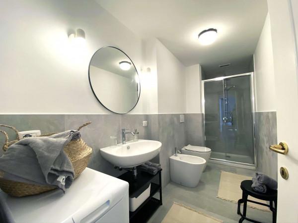 Appartamento in affitto a Milano, Arredato, con giardino, 60 mq - Foto 4
