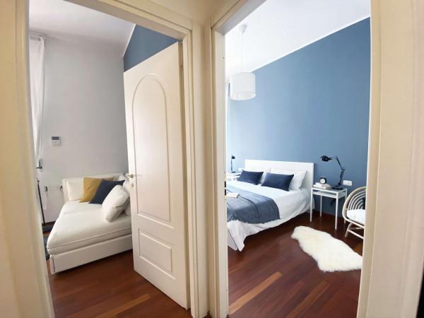Appartamento in affitto a Milano, Arredato, con giardino, 60 mq - Foto 6