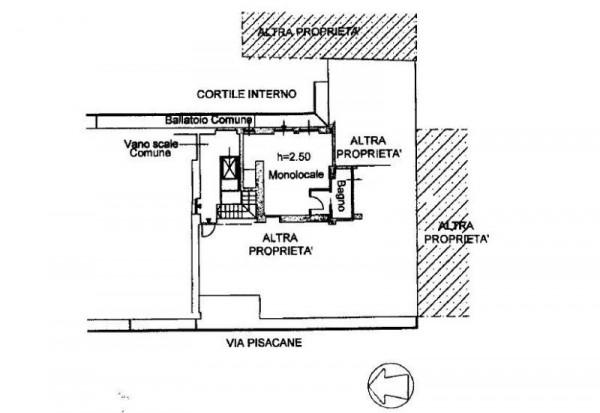 Appartamento in affitto a Milano, Porta Venezia, Arredato, 40 mq - Foto 3