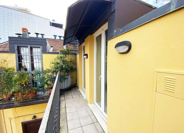 Appartamento in affitto a Milano, Porta Venezia, Arredato, 40 mq - Foto 17