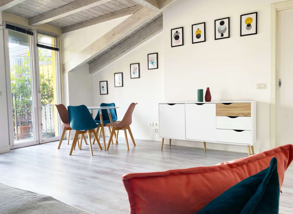 Appartamento in affitto a Milano, Porta Venezia, Arredato, 40 mq - Foto 10