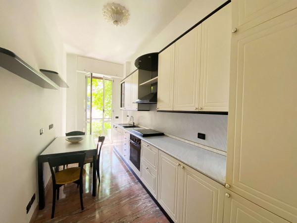 Appartamento in affitto a Milano, Navigli - Corso Genova - S. Ambrogio, Con giardino, 100 mq - Foto 11