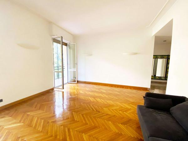 Appartamento in affitto a Milano, Navigli - Corso Genova - S. Ambrogio, Con giardino, 100 mq - Foto 5