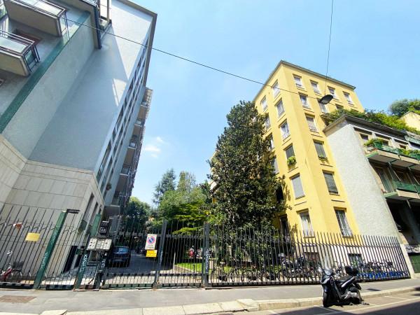 Appartamento in affitto a Milano, Navigli - Corso Genova - S. Ambrogio, Con giardino, 100 mq - Foto 13
