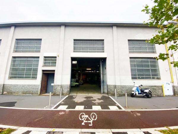 Capannone in affitto a Milano, Fondazione Prada/symbiosis, 1500 mq - Foto 13