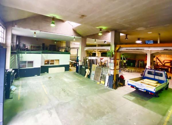 Capannone in affitto a Milano, Fondazione Prada/symbiosis, 1500 mq - Foto 7