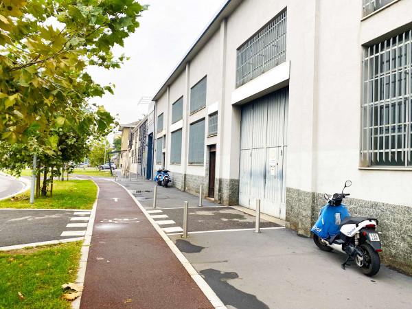 Capannone in affitto a Milano, Fondazione Prada/symbiosis, 1500 mq - Foto 1