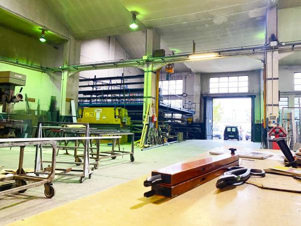 Capannone in affitto a Milano, Fondazione Prada/symbiosis, 1500 mq - Foto 5