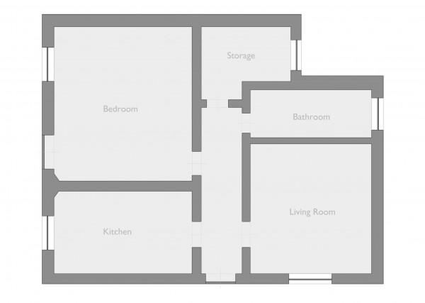 Casa indipendente in vendita a Ravenna, Classe, 90 mq - Foto 4