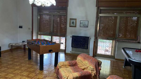 Villa in vendita a Brusciano, Centrale, Con giardino, 300 mq - Foto 5