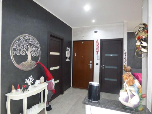 Appartamento in vendita a Borgaro Torinese, Con giardino, 115 mq - Foto 21