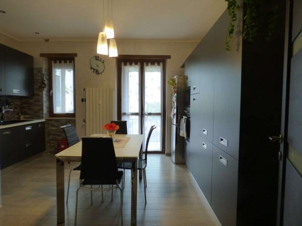 Appartamento in vendita a Borgaro Torinese, Con giardino, 115 mq - Foto 11