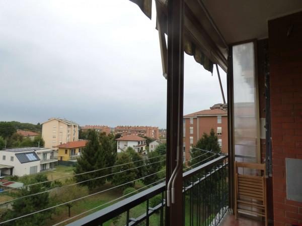 Appartamento in vendita a Borgaro Torinese, Con giardino, 115 mq - Foto 6