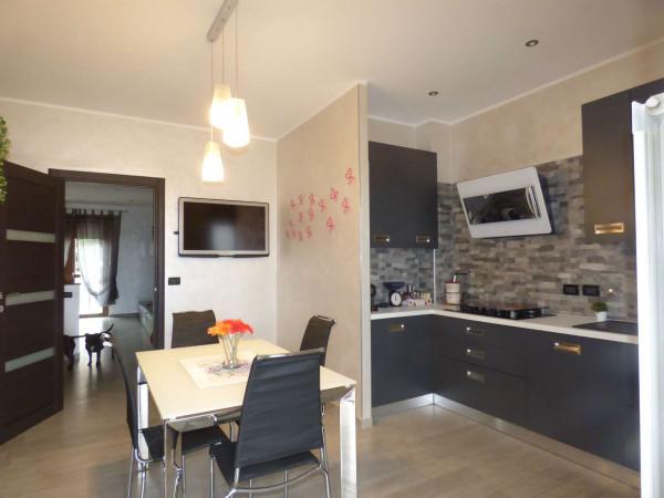 Appartamento in vendita a Borgaro Torinese, Con giardino, 115 mq - Foto 19