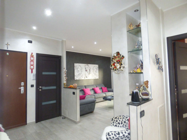 Appartamento in vendita a Borgaro Torinese, Con giardino, 115 mq - Foto 23