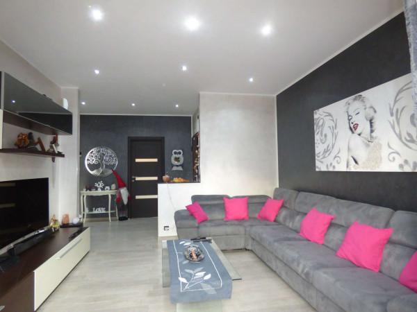 Appartamento in vendita a Borgaro Torinese, Con giardino, 115 mq - Foto 27