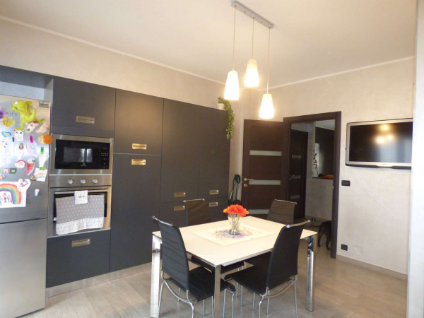 Appartamento in vendita a Borgaro Torinese, Con giardino, 115 mq - Foto 10