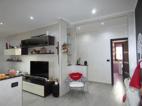 Appartamento in vendita a Borgaro Torinese, Con giardino, 115 mq - Foto 22