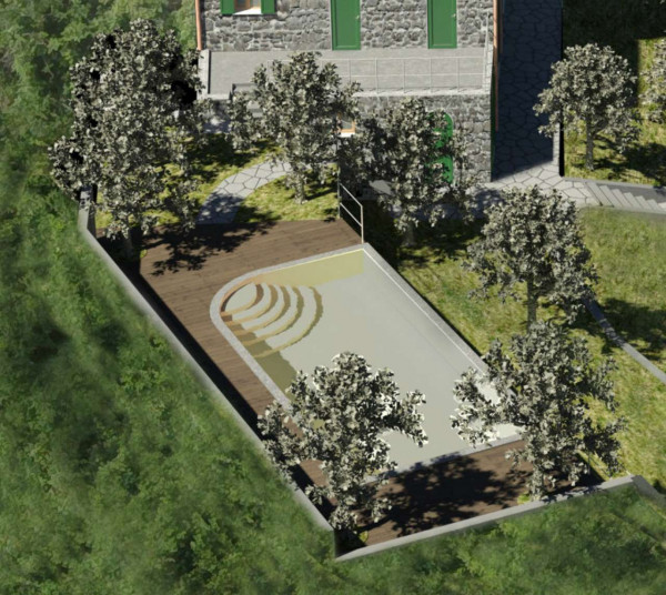 Villa in vendita a Santa Margherita Ligure, S.lorenzo Della Costa, Con giardino, 300 mq - Foto 17