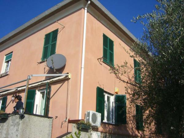 Villa in vendita a Zoagli, S.pantaleo, Con giardino, 170 mq - Foto 16