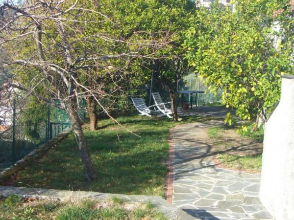 Villa in vendita a Zoagli, S.pantaleo, Con giardino, 170 mq - Foto 12