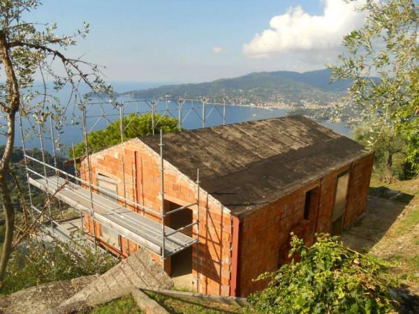 Villa in vendita a Zoagli, Cornice Di S.ambrogio, Con giardino, 150 mq - Foto 14